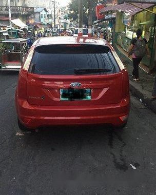 Sell Red 2010 Ford Focus in Manila