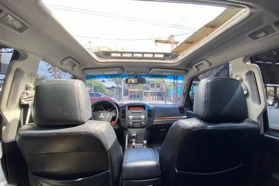 Beige Mitsubishi Pajero 2010 for sale in Cebu City