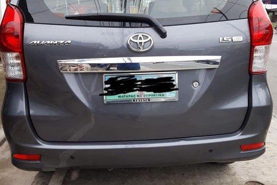 Black Toyota Avanza 2013 for sale in Bay City