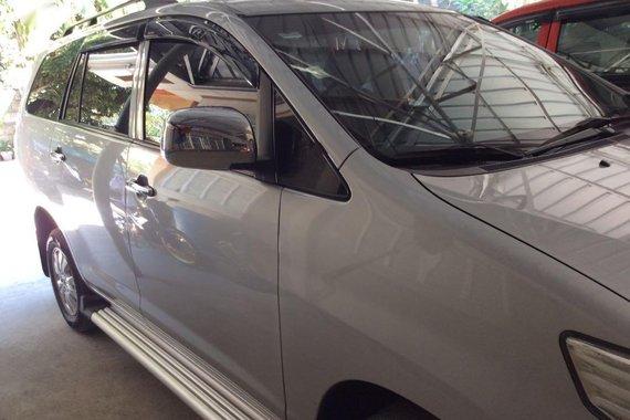 Sell Silver 2014 Toyota Innova in Victoria