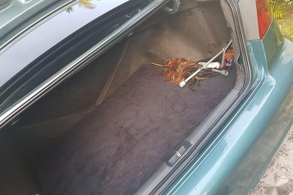 Blue Honda Civic 2001 for sale in Automatic