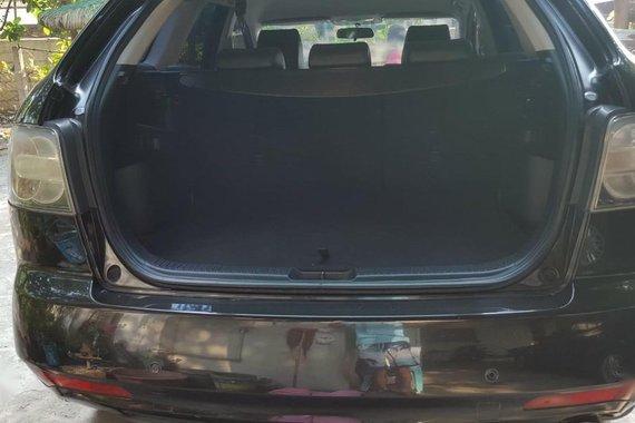 Black Mazda Cx-7 2013 for sale in Quezon City