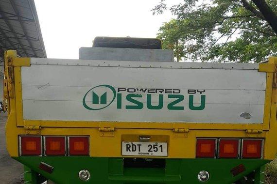 Sell Silver 1992 Isuzu Forward in Pulilan