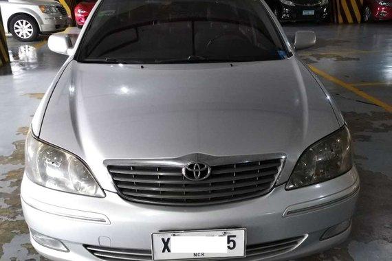 2004 Toyota Camry 2.0G auto