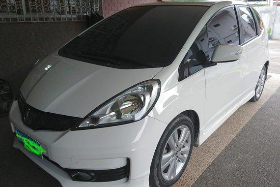 2013 Honda Jazz - RUSH