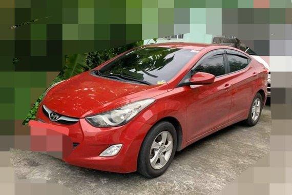 Hyundai Elantra 2013 Sedan