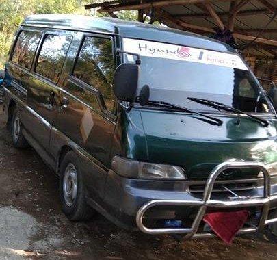 Green Hyundai Grace 2000 for sale in Calaca