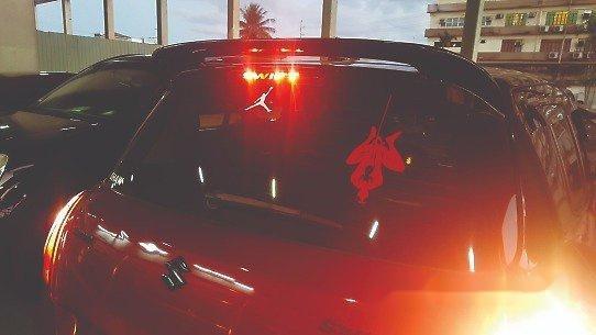 Selling Red Suzuki Swift 2015 in Manila
