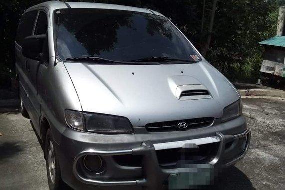 Hyundai Starex 1999