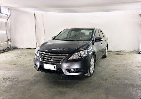 2015 Nissan Sylphy 1.8L CVT A/T