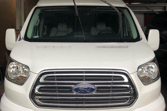 BRAND NEW Ford Transit Explorer 7-Seater Conversion Van 2016