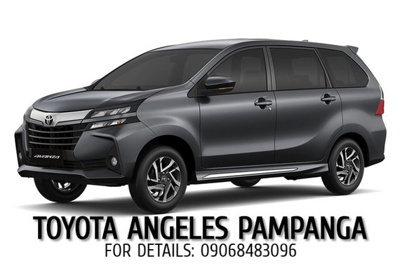80K ALL IN PROMO WITH ADDITIONAL SURPRISES - BRAND NEW TOYOTA AVANZA 2020 1.3 E MANUAL