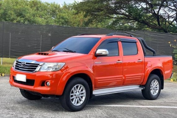 2015 Toyota Hilux 2.4 G DSL 4x2 AT