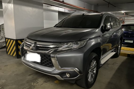2017 Mitsubishi Montero GLS Automatic