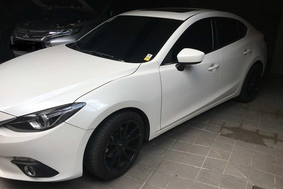 2016 Mazda 3 Skyactiv 2.0 R Sedan