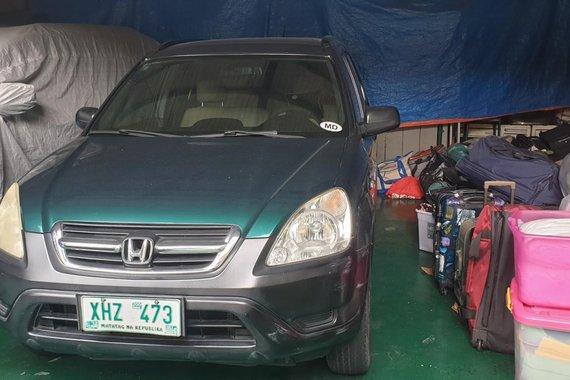 2003 Honda CRV Good Running Condition