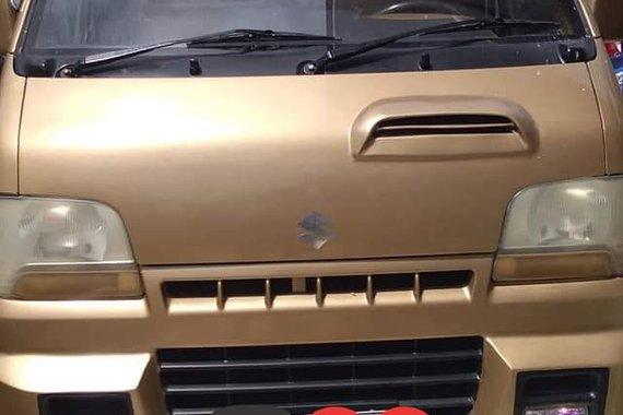 Golden 2018 Suzuki Multicab in Cebu