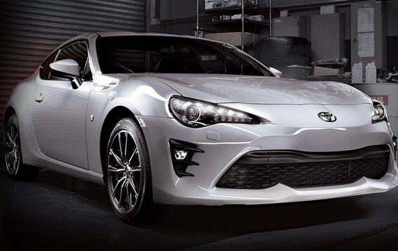 2020 Toyota 86 2.0 Gasoline Automatic