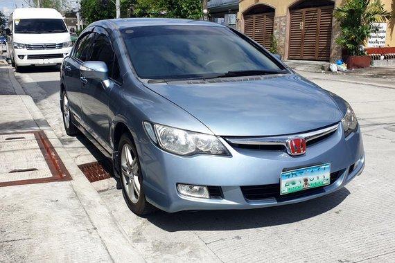 2006 Honda Civic 2.0 S Automatic
