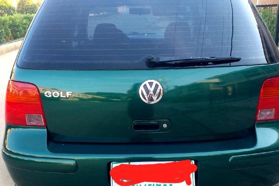2000 Volkswagen Golf at Deep Discount