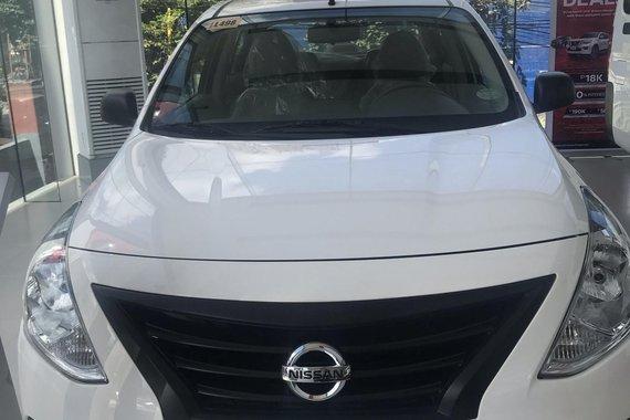 Nissan Almera 1.2L Zero DP Promo