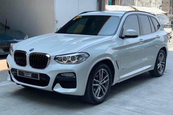 2019 BMW X3 M sports
