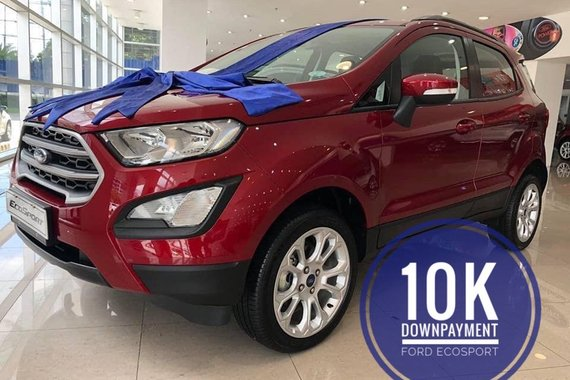 All New Ford Ecosport All-in Promo