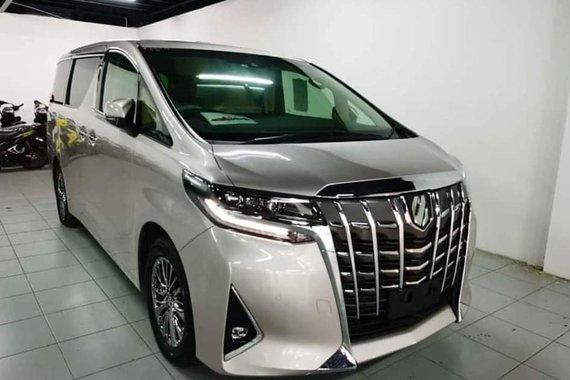Rush for sale 2020 Toyota Alphard
