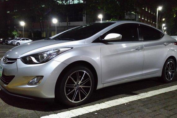 ***2012 Hyundai Elantra 1.6MT***