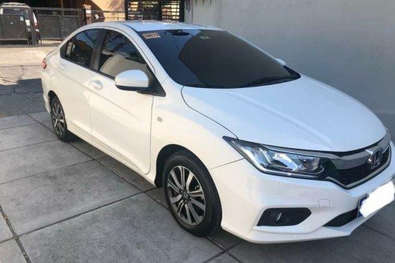 2019 Honda City 1.5 E CVT A/T