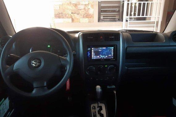 Sell Black 2013 Suzuki Jimny SUV / MPV in Manila