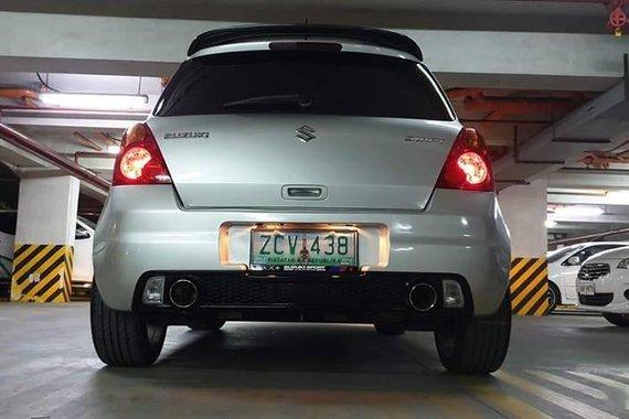 Selling Silver Suzuki Swift 2007 Hatchback at Automatic in Manila