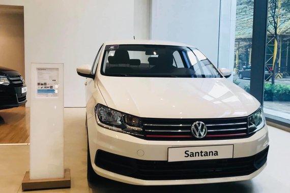 2018 The Volkswagen Santana 1.4 MPI MT T/L