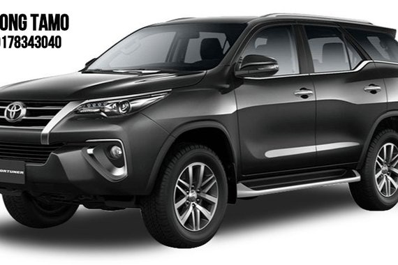 79K ALL IN PROMO! BRAND NEW TOYOTA FORTUNER 4X2G DSL AT