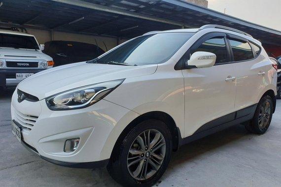 Hyundai Tucson 2014 GL CRDI Automatic