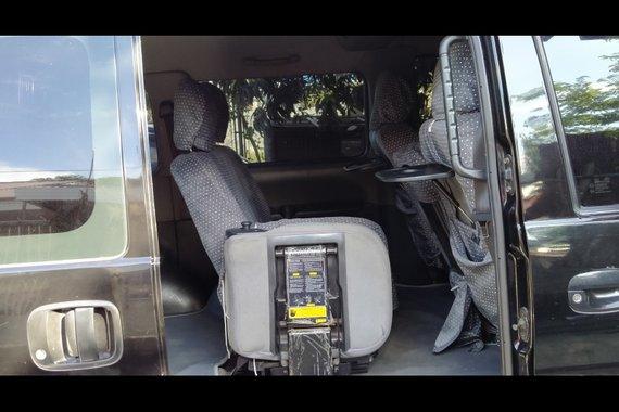 Sell Black 2004 Hyundai Starex Van in San Jose