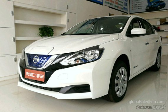 2018 NISSAN SYLPHY ELECTRIC
