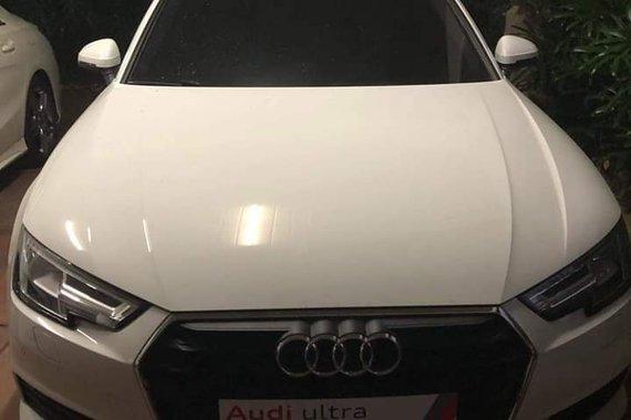 AUDI A4 2020 MODEL