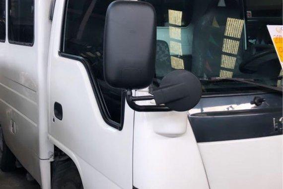 White Isuzu Nhr 2018 for sale in Makati