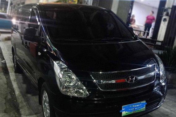 Hyundai Starex CVX 2012