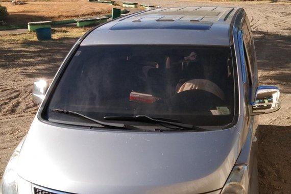 2011 Hyundai Grand Starex CVX-VGT