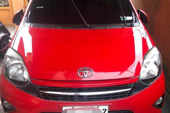 Toyota Wigo G 2016