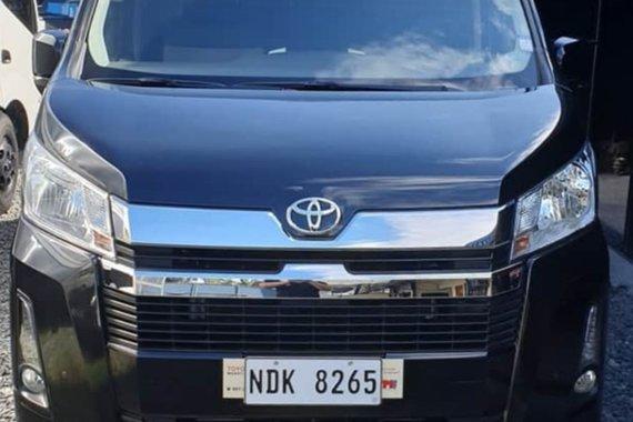 Toyota Hiace GL Grandia 2019