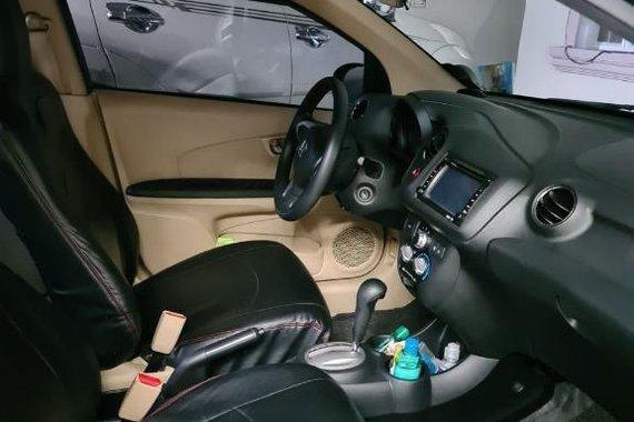 Black Honda Brio amaze for sale in Manila