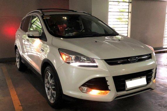 Ford Escape 2.0 Titanium 2015