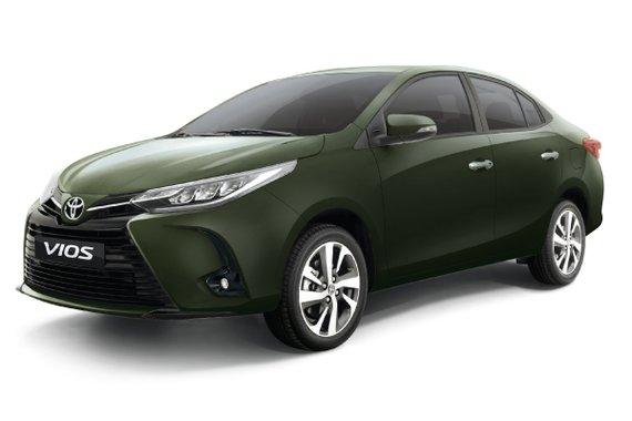 2020 toyota vios XLE facelift