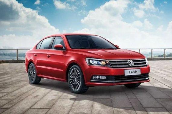 Volkswagen Lavida exterior philippines