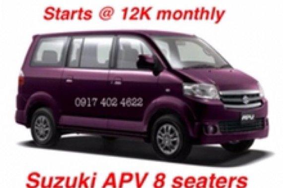 2020 Suzuki Apv