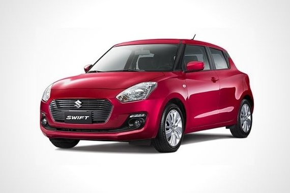 Suzuki Swift exterior philippines