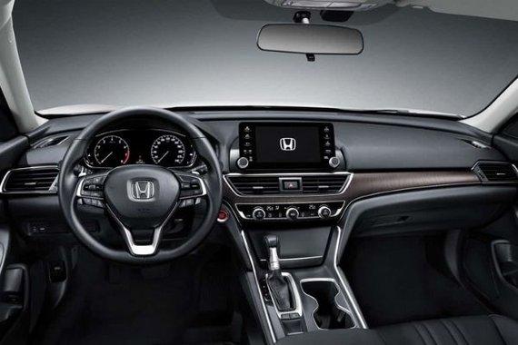 Honda Accord front cabin philippines